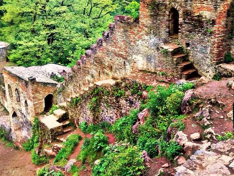 قلعه رودخان - رشت