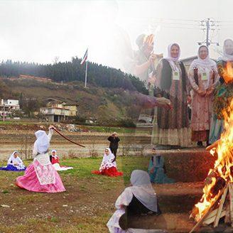 مراسم چهارشنبه سوری