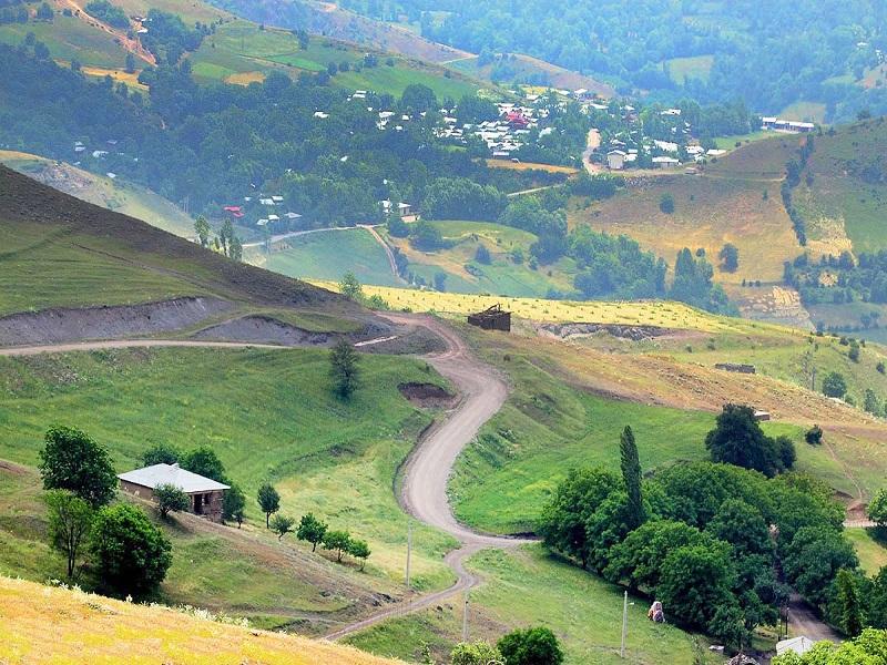 مسیر گردشگری آستارا - رودبار