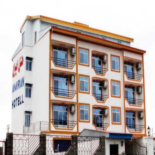 هتل امیران انزلی