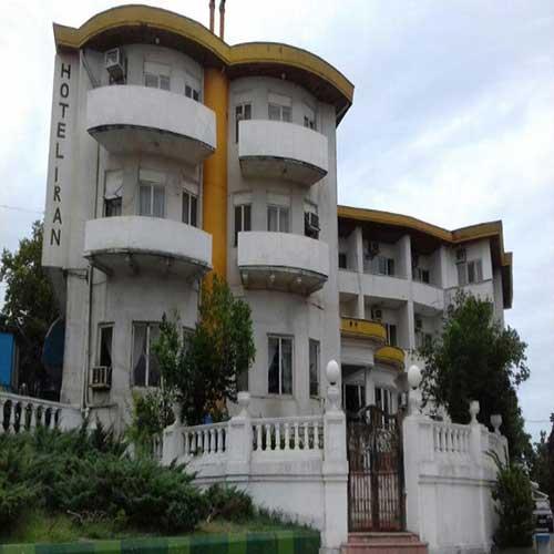 هتل ایران انزلی