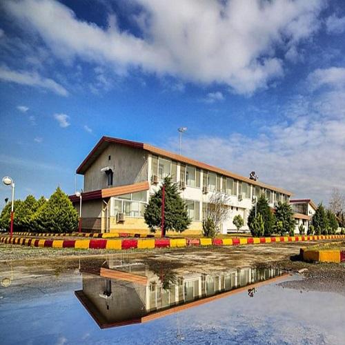 هتل نمونه جهانگردی انزلی