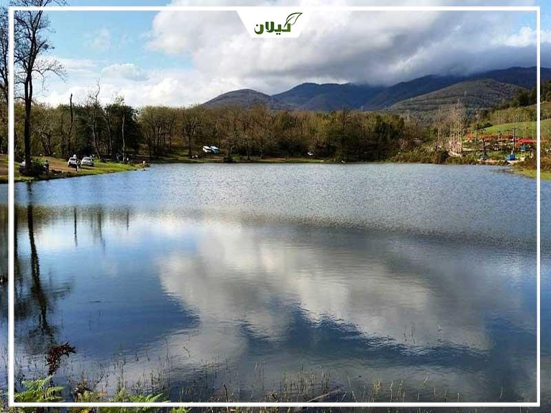 دریاچه عروس
