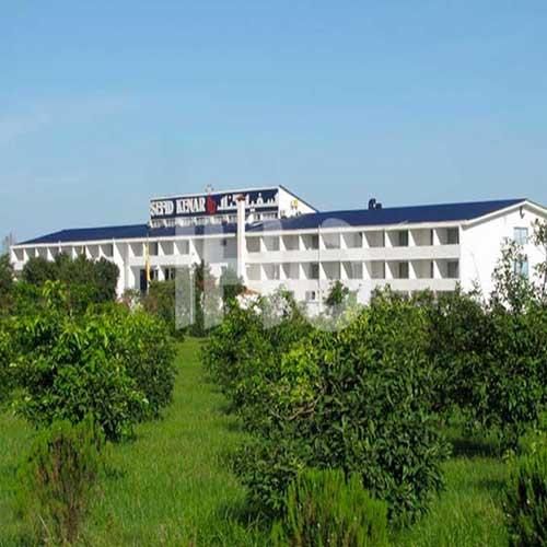 هتل سفید کنار انزلی