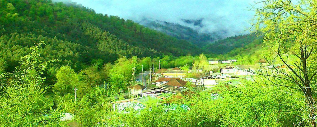 گردشگری روستایی گیلان