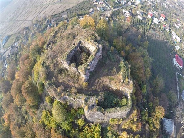 مرمت قلعه صلصال