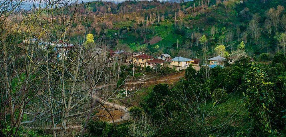 روستای تابستان نشین