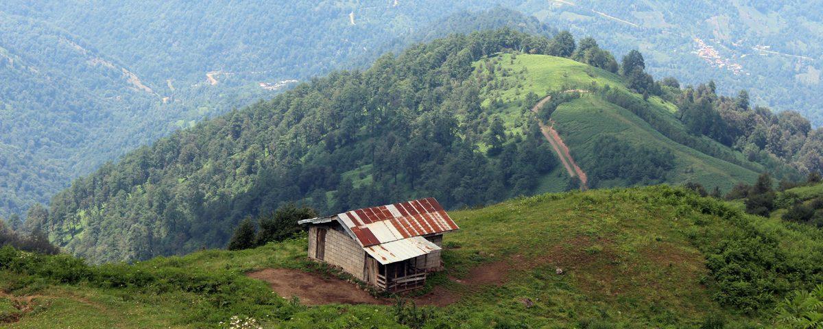 روستای بلوردکان