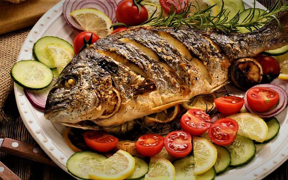 ماهی شکم پر گیلانی