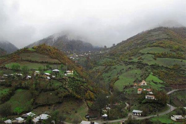 روستای شیله وشت